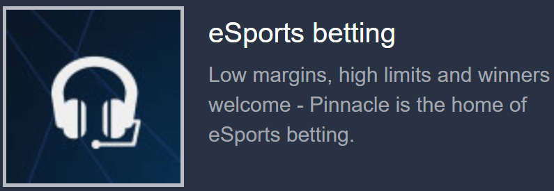 Pinnacle Esports Betting Review - Worth to Signup With No Bonus?