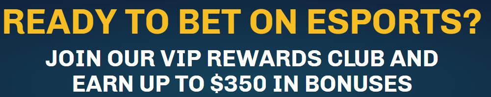 Rivalry GG Bonus Code 2019: TOP350 - Get $350 Welcome Bonus
