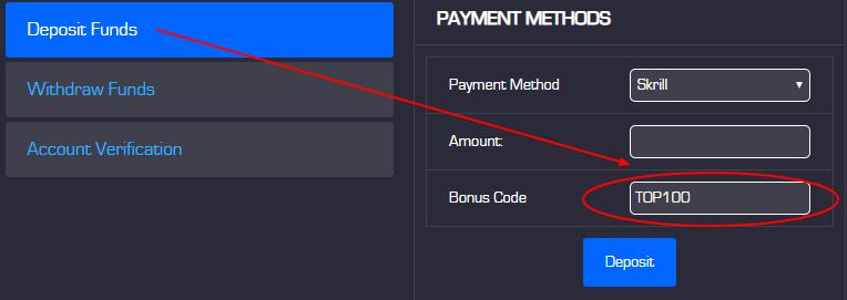 arcanebet bonus code 2019