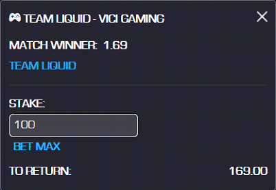 EPICENTER Major 2019 Betting Prediction - Team Liquid vs Vici Gaming