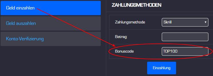 arcanebet bonuscode